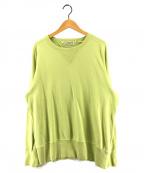 LEVI'S VINTAGE CLOTHING(リーバイスヴィンテージクロージング)の古着「BAY MEADOWSクルーネックスウェット」 グリーン