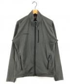 MAMMUT(マムート)の古着「EXCURSION Jacket」 グレー