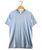 COMME des GARCONS SHIRT(コムデギャルソンシャツ)の古着「クルーネックカットソー」|ブルー