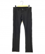 Y-3(ワイスリー)の古着「トラックパンツ」|ブラック
