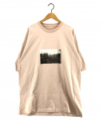 OAMC(オーエーエムシー)の古着「フォトプリントTシャツ」|ピンク