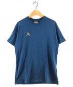NIKE ACG(ナイキエージーシー)の古着「AS M NRG ACG SS TEE Tシャツ」 ネイビー