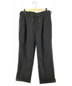 ()の古着「LEXHO Travel Woolパンツ」|ブラック