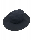 ()の古着「WATER PROOF BUCKET HAT」|ブラック