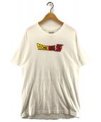 ()の古着「[古着]ドラゴンボールプリントTシャツ 」|ホワイト