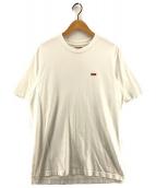 ()の古着「19AW Small Box Logo Tee Tシャツ」 ホワイト