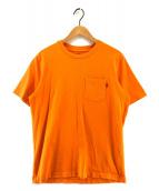 ()の古着「20SS S/S Pocket Tee Tシャツ」 オレンジ