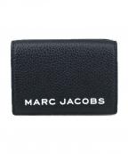 MARC JACOBS(マークジェイコブス)の古着「THE BOLD MEDIUM TRIFOLD」|ブラック