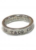 TIFFANY & Co.(ティファニー)の古着「1837刻印リング」