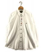 ()の古着「[古着]カントリーシャツ」 ホワイト