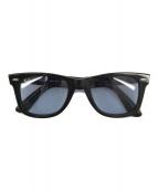 ()の古着「WAYFARERサングラス」 ブラック