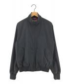 ()の古着「イングランド製ハリントンジャケット」 ブラック