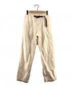 GRAMICCI(グラミチ)の古着「クライミングパンツ」|ホワイト