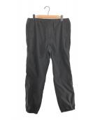 ()の古着「SAMPLE collection ジョガーパンツ」 ブラック