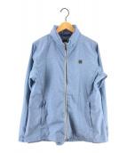 ()の古着「ナイロンジャケット」 ブルー