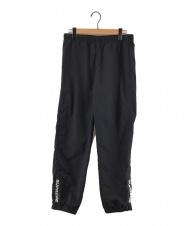 SUPREME (シュプリーム) 20SS Warm Up Pant ウォームアップパンツ ブラック サイズ:S