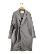 ()の古着「別注SWITCHING TAIL JKT テイルジャケット」 グレー