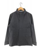()の古着「Waterproof Stretch M-65」|ブラック