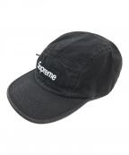 SUPREME(シュプリーム)の古着「BOXロゴキャップ」|ブラック