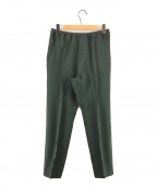 Needles(ニードルス)の古着「Warm-up Pant」|グリーン