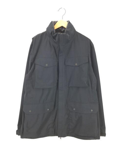 ONFAdd(オンファッド)ONFAdd (オンファッド) VERSATILE JACKET バーサタイルジャケット ブラック サイズ:4の古着・服飾アイテム