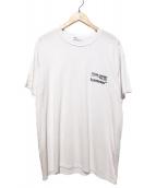 TOGA ARCHIVES(トーガ・アーカイブス)の古着「プリントTシャツ」 ホワイト
