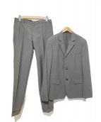 PRADA(プラダ)の古着「セットアップスーツ」 グレー