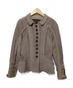 LOUIS VUITTON(ルイヴィトン)の古着「ラマファージャケット」|ベージュ