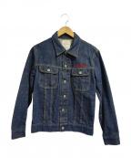 WACKO MARIA()の古着「デニムジャケット」|ブルー