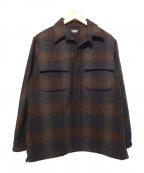 BLACK SIGN(ブラックサイン)の古着「CPOジャケット」|ブラウン