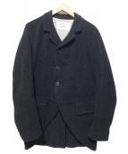 MOUNTAIN RESEARCH(マウンテンリサーチ)の古着「Cutaway Jacket ジャケット」|ブラック