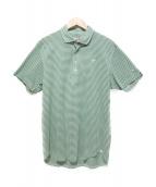 MASTER BUNNY EDITION(マスターバニーエディション)の古着「ポロシャツ」|グリーン