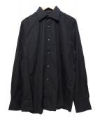 LOUIS VUITTON(ルイヴィトン)の古着「ドレスシャツ」|ブラック