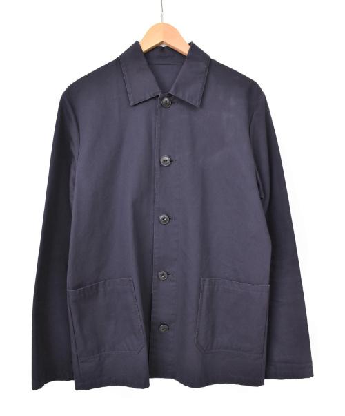 A.P.C.(アーペーセー)A.P.C. (アーベーセー) カバーオール ネイビー サイズ:Sの古着・服飾アイテム