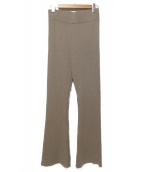 Deuxieme Classe(ドゥーズィエムクラス)の古着「Eternal パンツ」|モカ