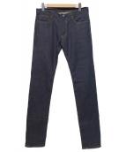 WACKO MARIA(ワコマリア)の古着「リジットデニム」 ブルー