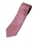FENDI(フェンディ)の古着「ネクタイ」|ピンク