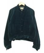 BED J.W. FORD(ベッドフォード)の古着「Battle Dress Jacket ジャケット」|グリーン
