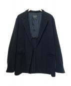 UNUSED(アンユーズド)の古着「テーラードジャケット」|ブラック