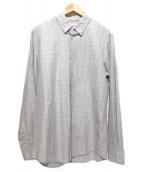 Martin Margiela14(マルタンマルジェラ14)の古着「レギュラーシャツ」|グレー