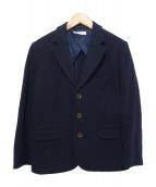 MADISON BLUE(マディソンブルー)の古着「コンパクトテーラードジャケット」 ネイビー