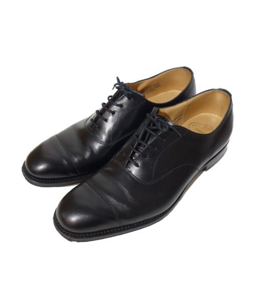 Church's(チャーチ)Church's (チャーチ) ストレートチップシューズ ブラック サイズ:65の古着・服飾アイテム