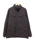 ARCTERYX VEILANCE(アークテリクス ヴェイランス)の古着「Insulated Field Jacket ジャケット」 ブラック