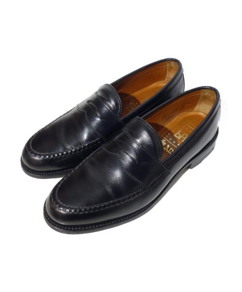 ALDEN(オールデン)ALDEN (オールデン) ペニーローファー ブラック サイズ:7 bPr BEAMS別注の古着・服飾アイテム