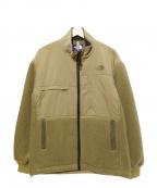 THE NORTH FACE PURPLE LABEL(ノースフェイスパープルレーベル)の古着「POLARTEC Denali Jacket」|ベージュ