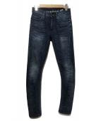 Denham(デンハム)の古着「デニムパンツ」 ブルー