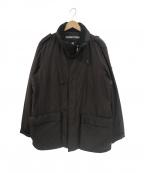 VICTORINOX(ビクトリノックス)の古着「中綿ジャケット」 ブラウン