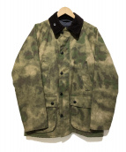 Barbour(バブアー)の古着「Bedale Sl Camo」|カーキ