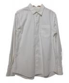 STUDIO NICHOLSON(スタジオニコルソン)の古着「シャツ」|ホワイト