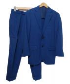 TOMORROW LAND PILGRIM(トゥモローランドピルグリム)の古着「セットアップスーツ」|ブルー